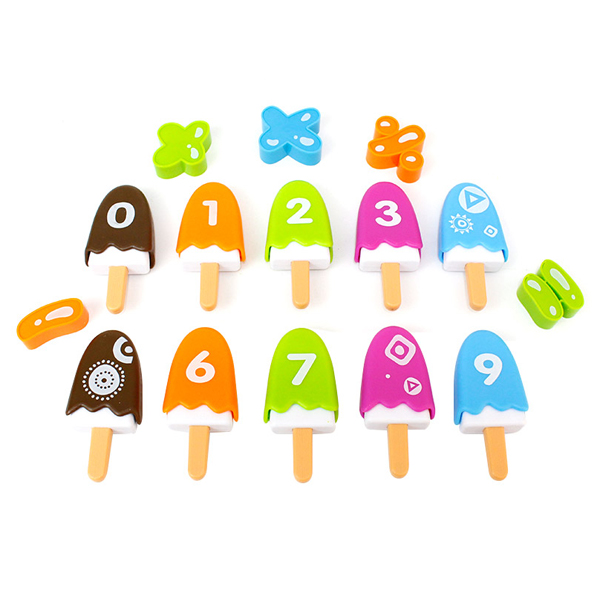 튼튼 아이스크림넘버스