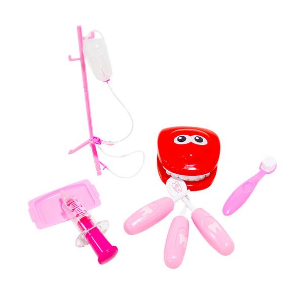 플레이 치과병원놀이 핑크