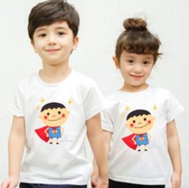 슈퍼맨(화이트)상의