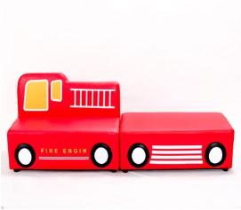 자동차유아쇼파(소방차)