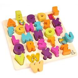 [브랜드B] 펑키 청키 알파벳 퍼즐