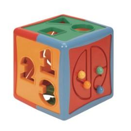 [밧핫] 도형 큐브놀이