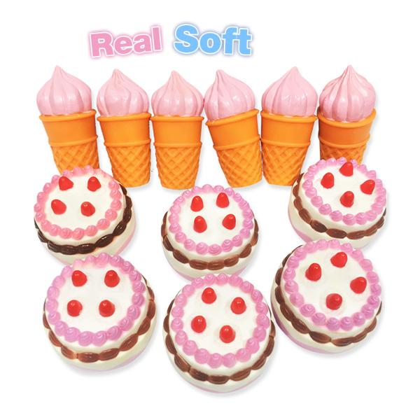 소프트 아이스크림,케익12p