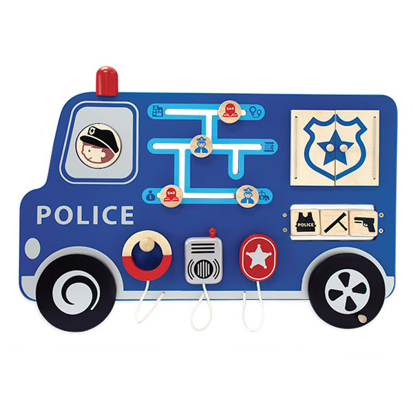 [l'm toy] 경찰차벽걸이교구