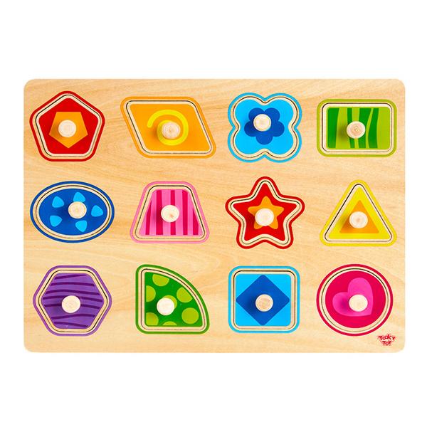 [투키토이] 모양꼭지퍼즐