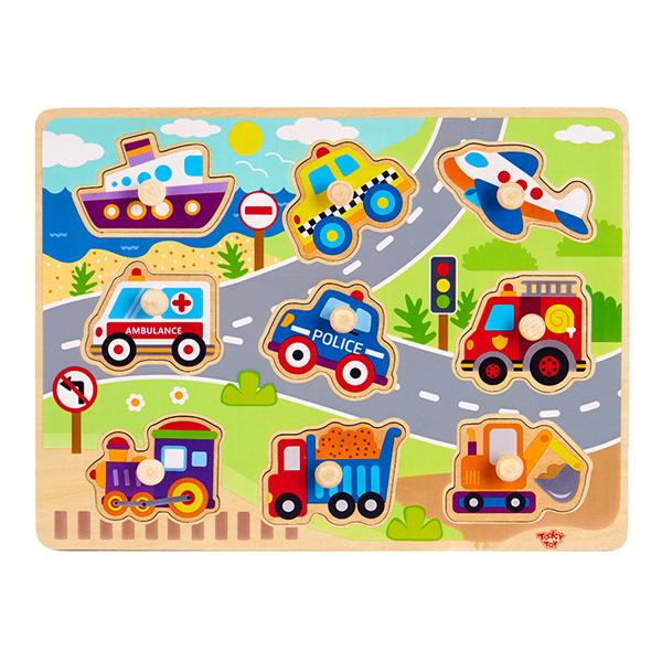[투키토이] 교통꼭지퍼즐